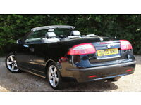 SAAB 9-3 VECTOR T (black) 2005