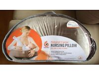 *NEW* Ergobaby Natural Curve nursing pillow