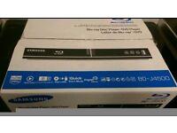 Samsung blue ray dvd player