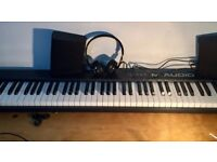 Good as new 88-key Midi Controller/ Electric Piano