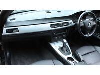 BMW 3 SERIES 330I M SPORT (black) 2008
