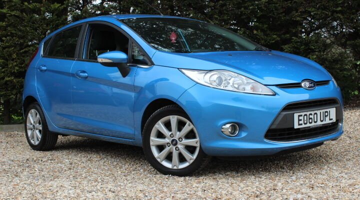 ford fiesta zetec tdci blue 2010 in yeovil somerset. Black Bedroom Furniture Sets. Home Design Ideas