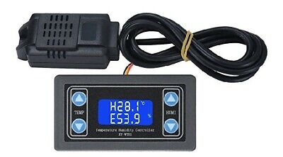 Dtower Temperature And Humidity Controller 12 V