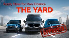 Own a Van from £99 p/m at The Yard Group