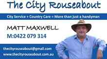 The City Rouseabout - More than just a handyman Bald Hills Brisbane North East Preview