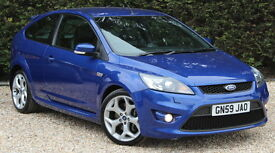 FORD FOCUS ST-3 (blue) 2009