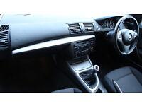 BMW 1 SERIES 120D SE (grey) 2005