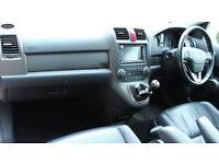 HONDA CR-V I-DTEC EX (white) 2012