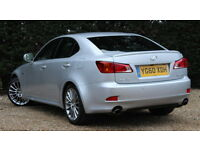 LEXUS IS 250 F SPORT (silver) 2010