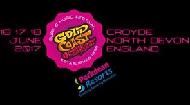 Goldcoast Oceanfest Croyde Bay Devon - 2 Adult tickets