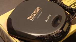 Sony Discman portable CD player in good condition