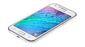 Brand New Samsung Galaxy White J1 2016 Dual Micro Sim J120H/DS 3G 8GB Unlocked 5MP Camera