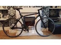 carerra subway zero slt 700 fixie bike