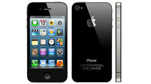 THE CELL SHOP has Black iPhone 4S with Telus/Koodo