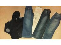boys jeans 10-11 yrs