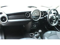 MINI HATCH COOPER S (grey) 2010