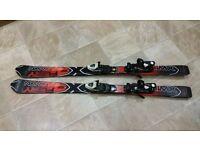 Salomon kids skis