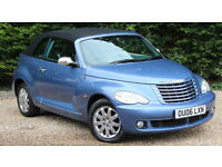 CHRYSLER PT CRUISER LIMITED (blue) 2006