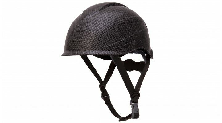 Pyramex HP76117 Ridgeline XR7 Cap Hard Hat 6PT Ratchet Suspension BLACK GRAPHITE Business & Industrial