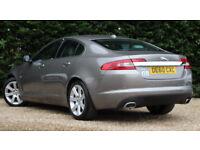 JAGUAR XF LUXURY V6 (grey) 2010