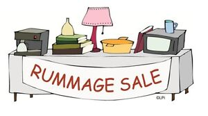 Rummage & Bake Sale - Knox Church Welland