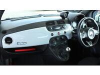 Abarth/Fiat 500 ABARTH (grey) 2012