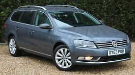 VOLKSWAGEN PASSAT HIGHLINE TDI BLUEMOTION TECHNOLOGY (grey) 2013