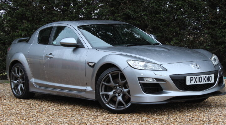 MAZDA RX8 R3 (silver) 2010 | in Yeovil, Somerset | Gumtree