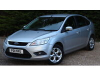 FORD FOCUS SPORT (silver) 2011
