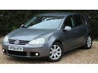 VOLKSWAGEN GOLF GT TDI (grey) 2004