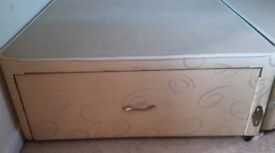 Double Divan Bed Frame (Pickup Only)