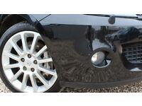 RENAULT CLIO RENAULTSPORT 197 (black) 2008