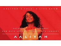 Aaliyah's Tale - A Live Show