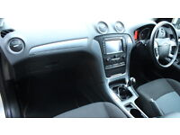 FORD MONDEO ZETEC BUSINESS EDITION TDCI (silver) 2013
