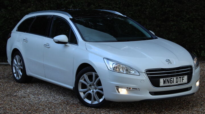 peugeot 508 allure sw hdi fap white 2011 in yeovil. Black Bedroom Furniture Sets. Home Design Ideas