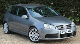 VOLKSWAGEN GOLF R32 DSG (grey) 2007