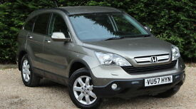 HONDA CR-V I-CTDI ES (grey) 2007