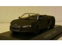 Schuco 1:43 Audi R8 Spyder,schwarz 450752400