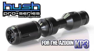 TechT Paintball Hush Bolt Upgrade Part - For Azodin KP3 Paintball Gun Markers