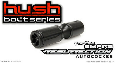 New TechT Paintball Empire Resurrection Autococker Hush Bolt Upgrade Part