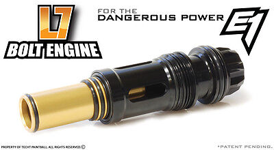 TECHT L7 Bolt Engine for the Dangerous Power E1