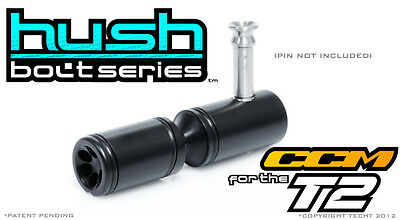 TECHT Hush Bolt Upgrade for CCM T2 Tournament Pump Marker
