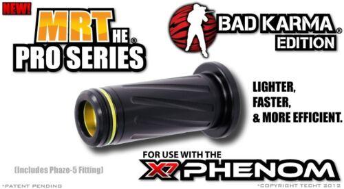 New TechT Paintball MRT Series Delrin Bolt Upgrade Part For Tippmann X7 Phenom