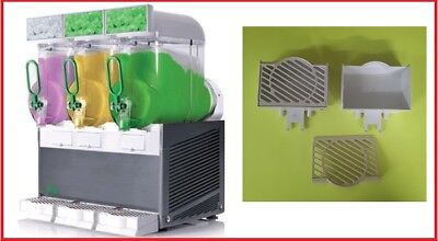 Drip Tray And Grid For Ugolini Taylor Bras Cecilware Slush Equipment