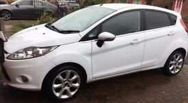 Ford Fiesta 1.4 TDCi Zetec (70) - Diesel - Low Mileage - Clean