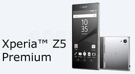 Sony Xperia Z5 Premium, XZ
