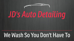 JD's Auto Detailing **WINTER SEALANT AND SALT PROTECTION**