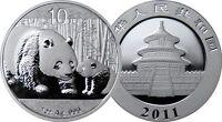 1oz, .9999  silver 2011chinese panda coin