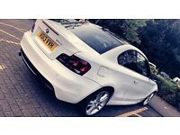 BMW 1 SERIES COUPE SPORT PLUS EDITION - ADDED EXTRAS - £10495