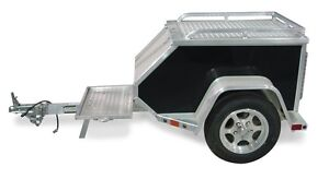 Motorcycle trailer wanted